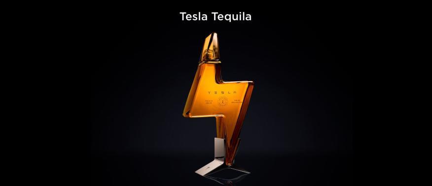 El tequila de Tesla, Teslaquila.