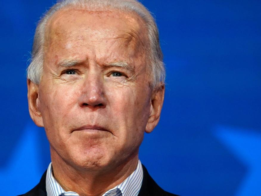 'We're gonna win this race': Biden doesn't declare victory in Friday-night speech, instead focusing in on on unity and combatting the COVID-19 pandemic
