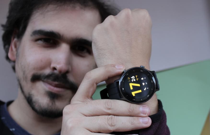 Analisis realme Watch S