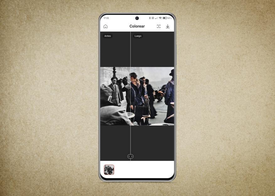 Aplicaciones para restaurar fotos antiguas