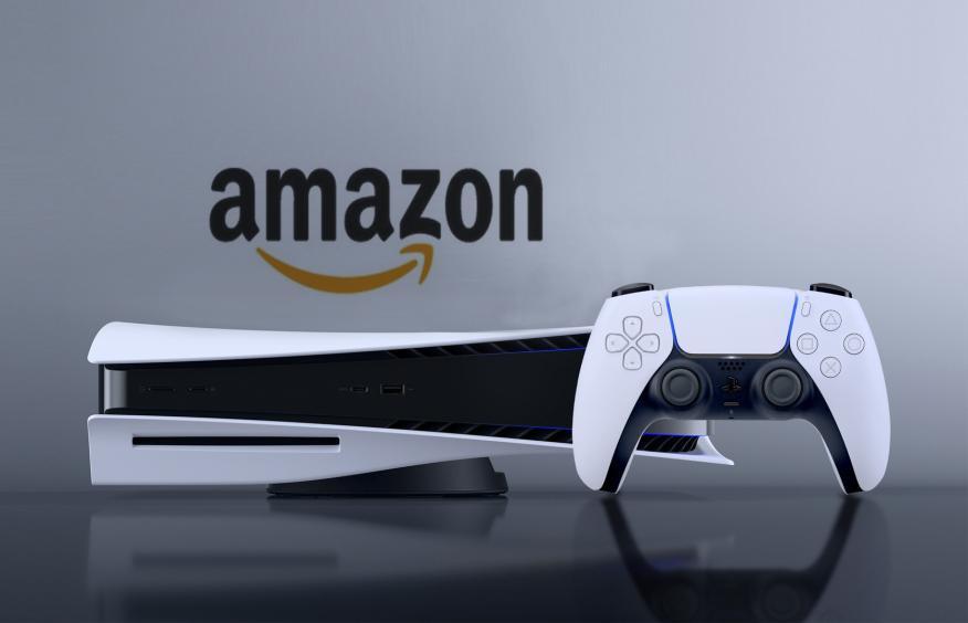 Consola PS5 de Amazon