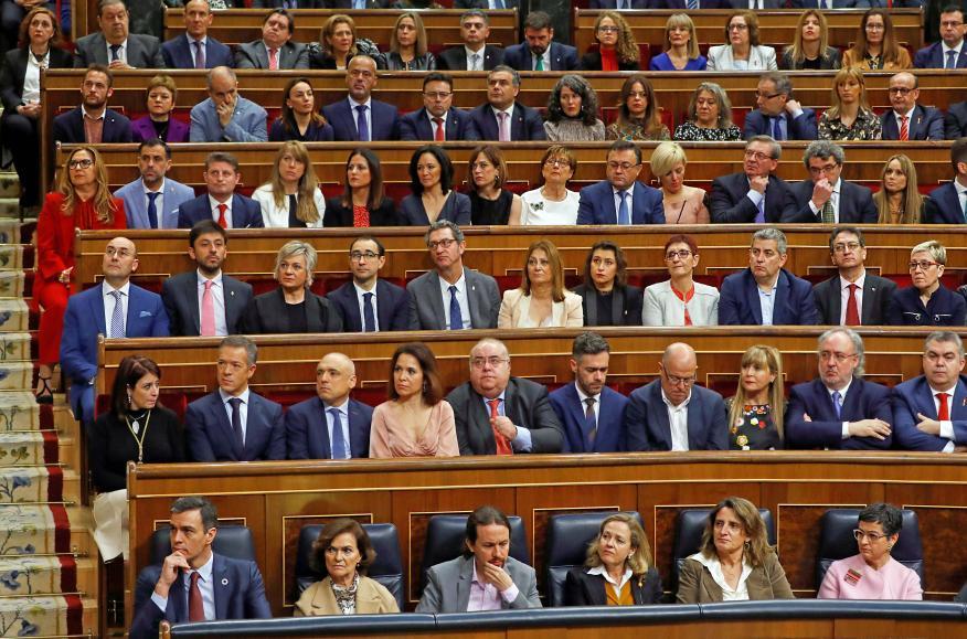 Cuánto cobra cada político en España