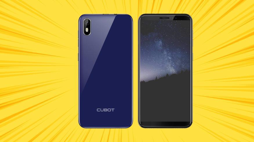 CUBOT J5