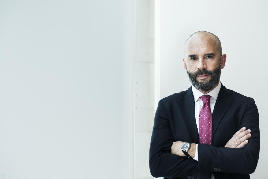 Francisco Quintana, responsable de las estrategias de inversión de ING.