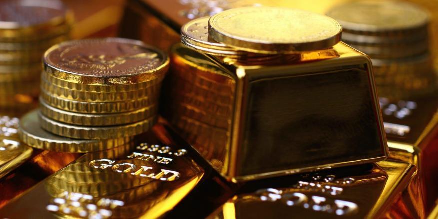 """Las monedas y lingotes son la forma """"más pura"""" de invertir en oro, pero pueden ser caros y cuesta venderlos."""