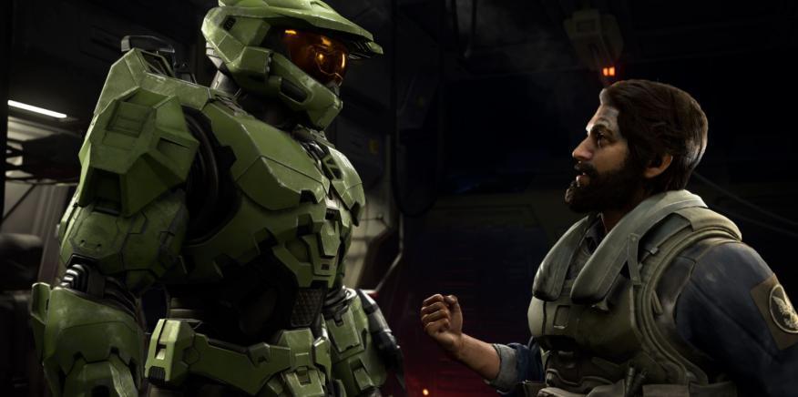 Halo Infinite jefe maestro