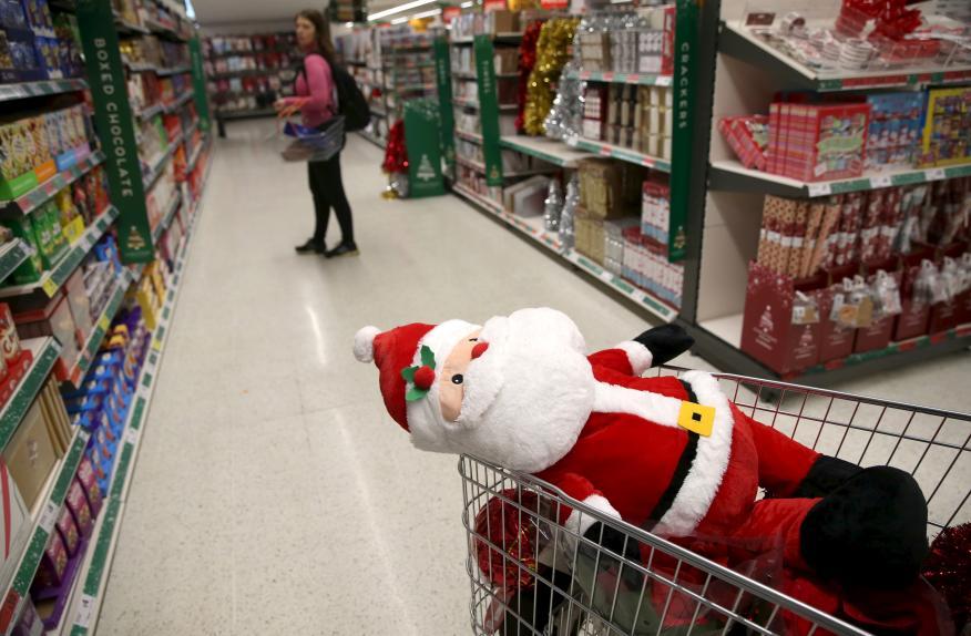 Horarios de supermercados para Navidad