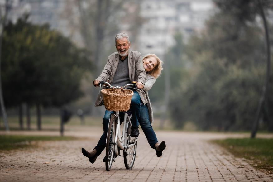 Pensionistas y jubilados