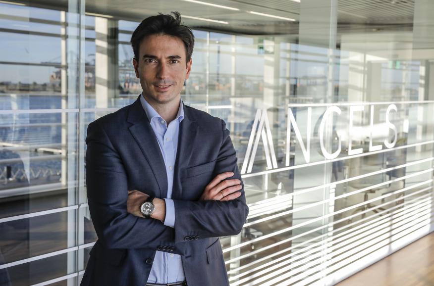 Pepe Peris, director general de Angels
