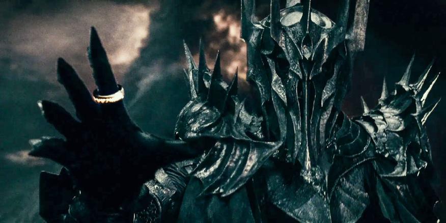 El señor de los anillos - Sauron
