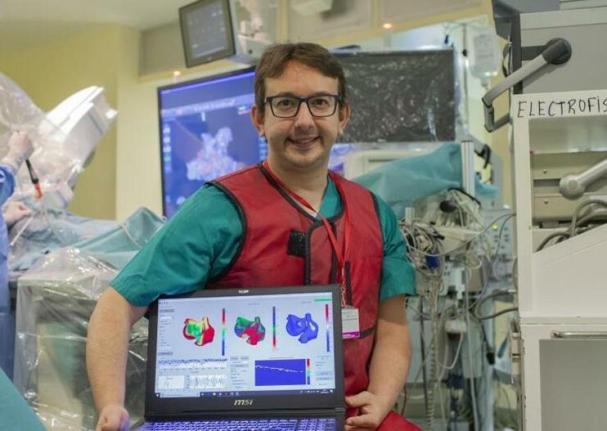 Andreu Climent, CEO de Corify Care