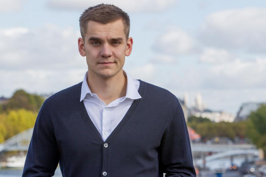El cofundador y CEO de Bolt, Markus Villig.