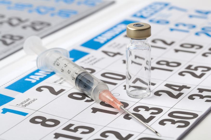 ¿Cuándo te toca vacunarte? Esta calculadora estima tu tiempo de espera