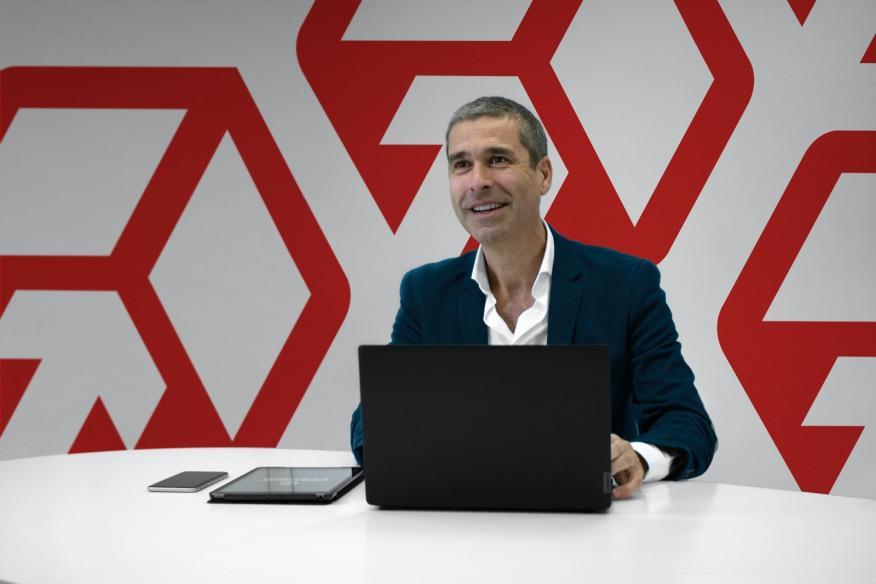 Daniel Camiroaga, director comercial de CertiBox (CertiBox)