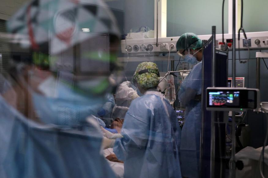 Pacientes poscovid: la lucha contra el coronavirus de quienes ya lo habían superado