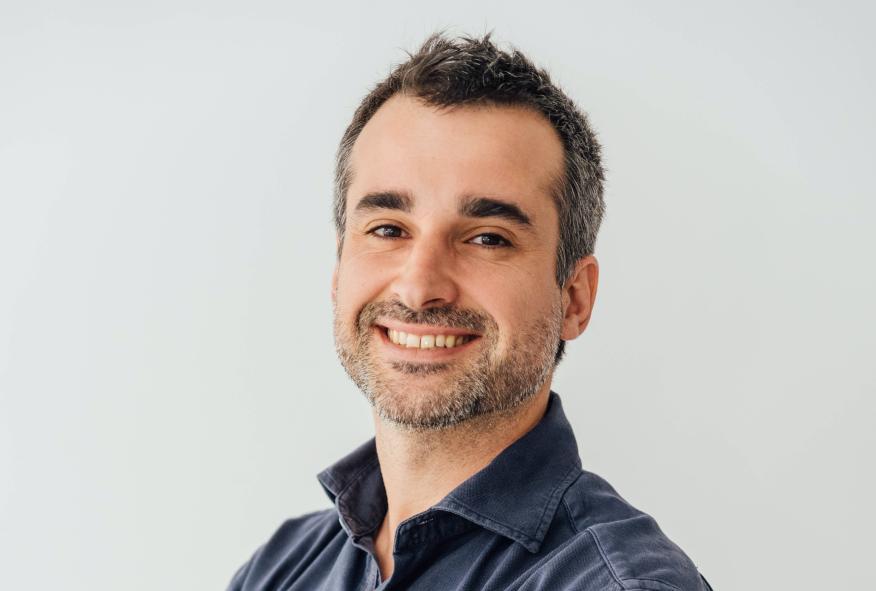 Sergio Orozco, CEO y cofundador de Triporate.