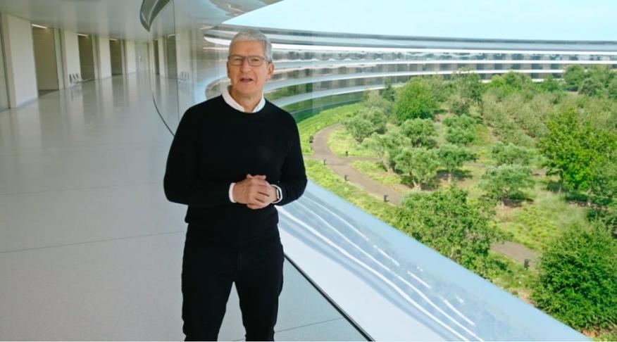 Tim Cook, CEO de Apple