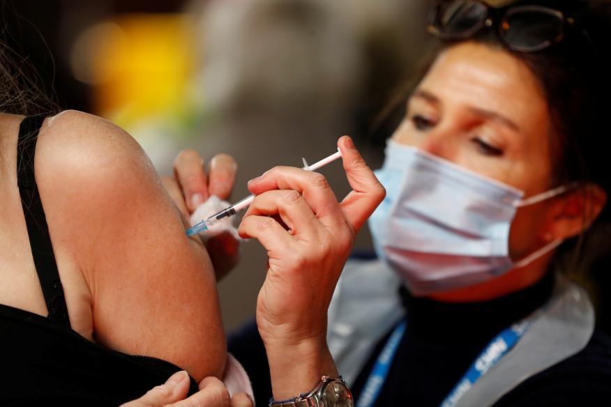 Vacuna contra COVID-19.