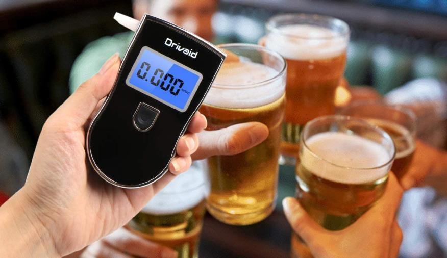 alcoholimetro homologado Drivaid