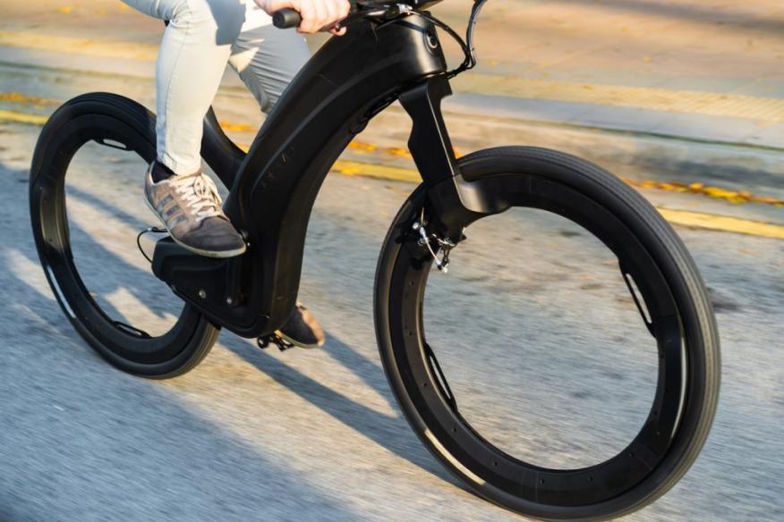bicicleta Reevo