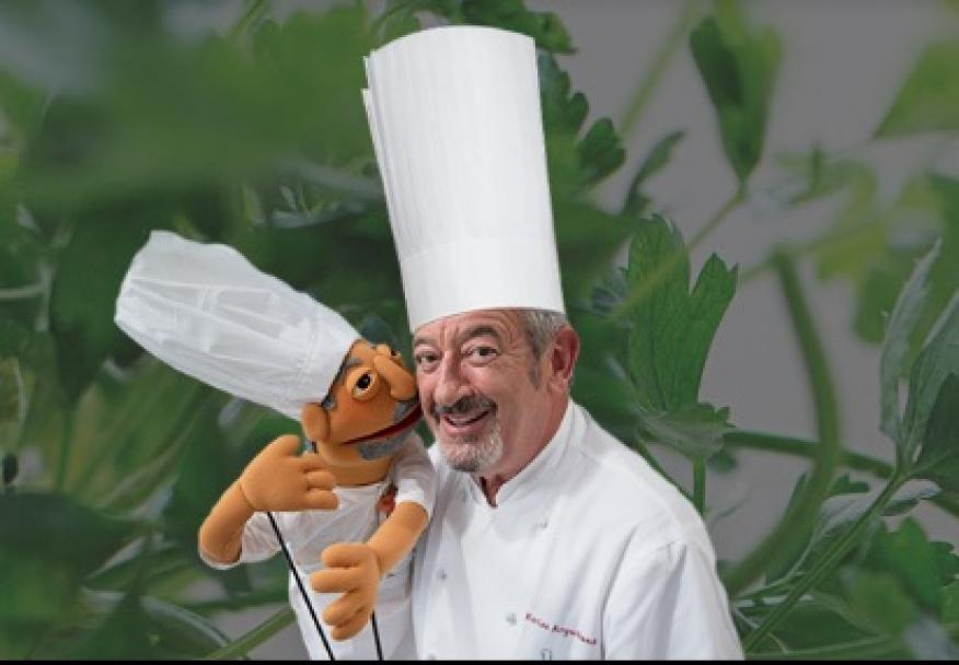 El chef Karlos Arguiñano