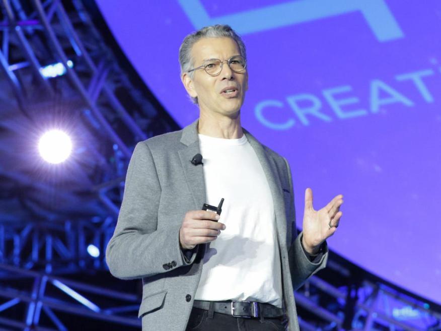 David Feinberg, director de Google Health