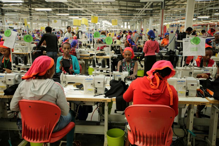 Fábricas textiles