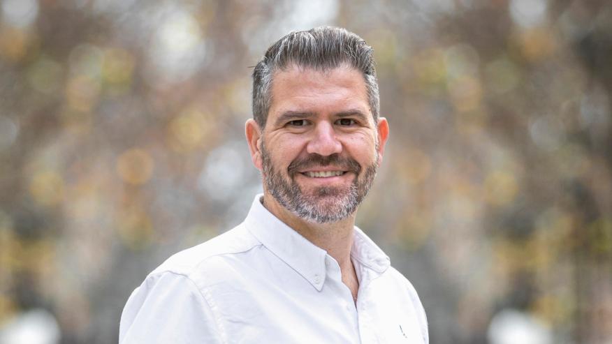 Gregorio López, CEO de Mox