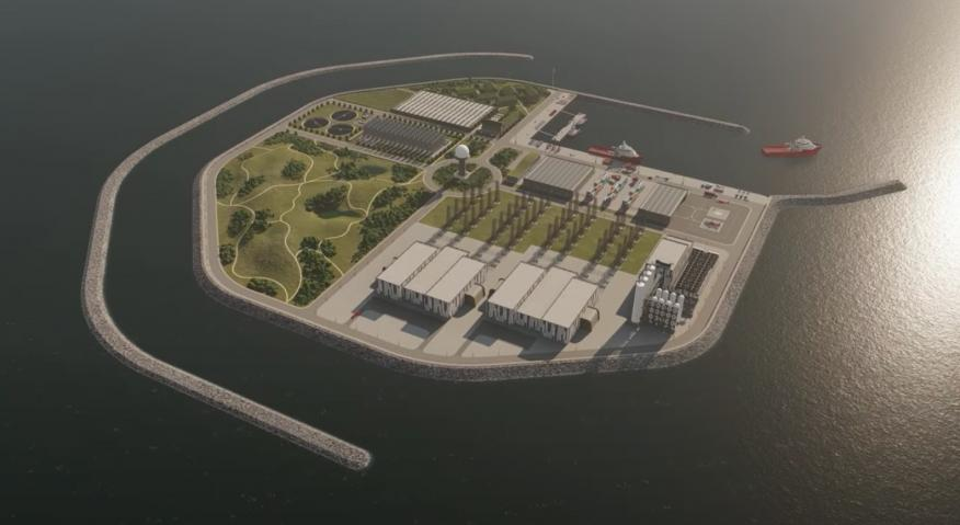 isla dinamarca