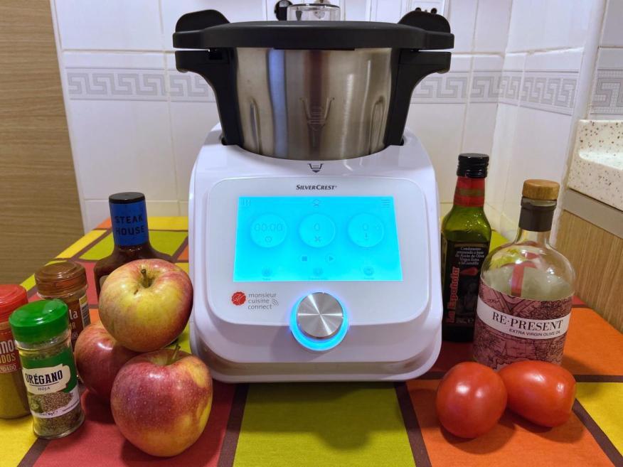 ¿No encuentras el robot de cocina de Lidl? Así puedes comprarlo desde Alemania