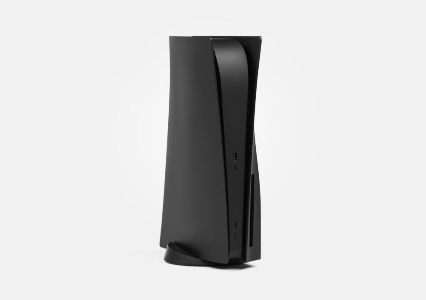 Ps5 en color negro