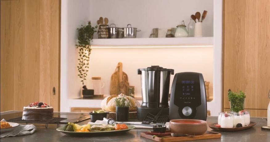 Robot de cocina de Carrefour