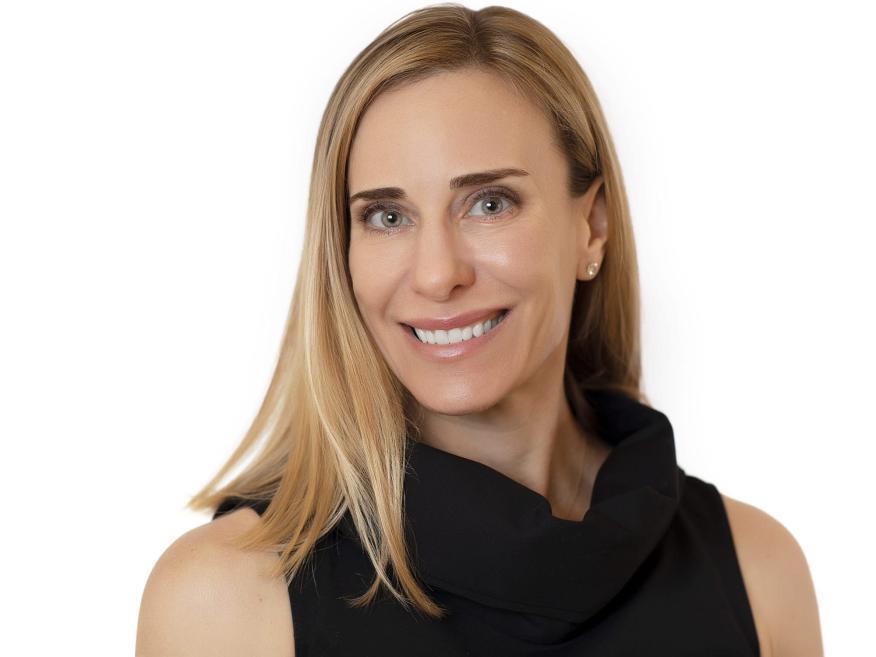Christine Trodella, directora de Americas for Workplace en Facebook.