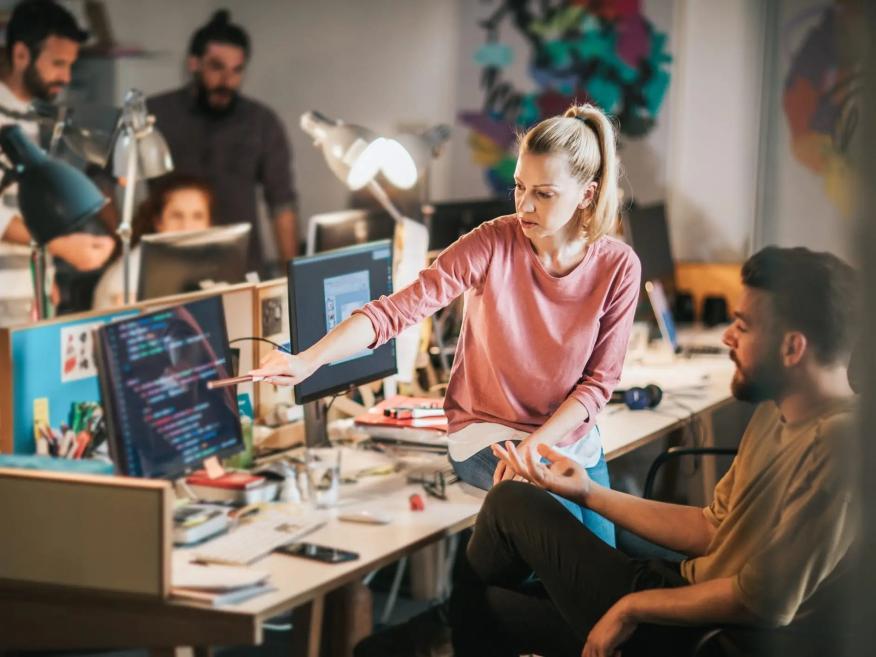 Tener un empleado emprendedor es importante en la primera etapa del proyecto.