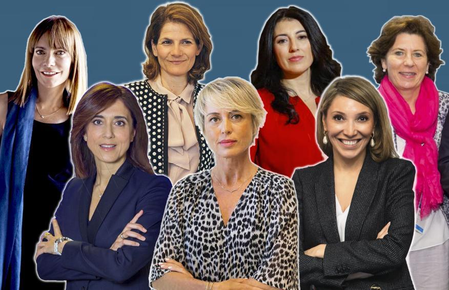 Mujeres españolas tecnología