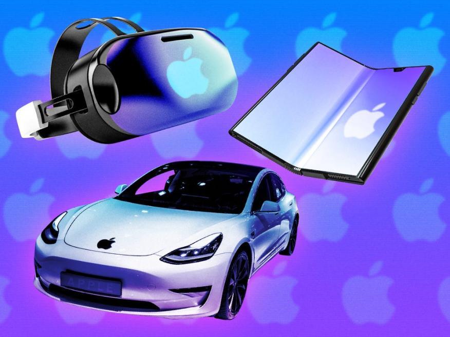 Productos novedosos de Apple