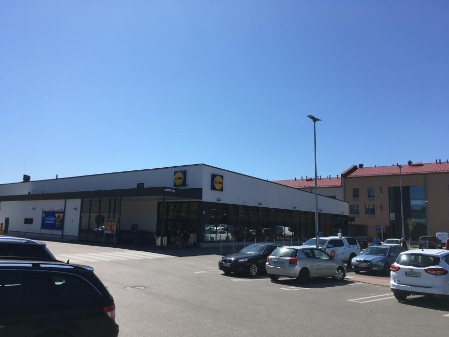 Supermercado de Lidl