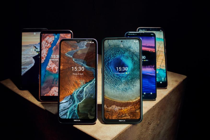 Nuevos dispositivos de Nokia