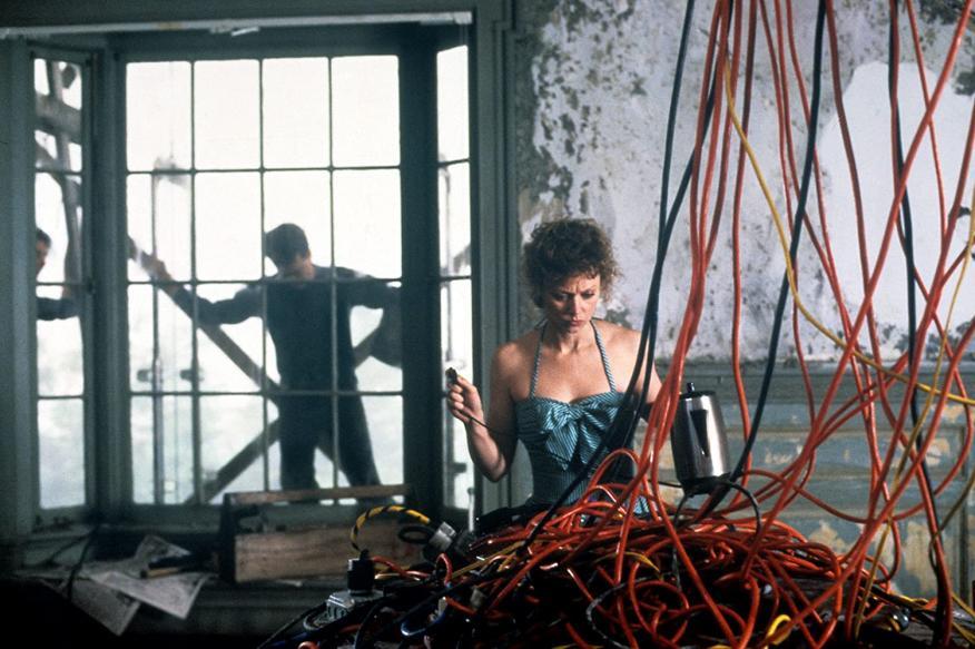 Shelley Long en 'Esta casa es una ruina' como Anna Crowley Beissart Fielding.