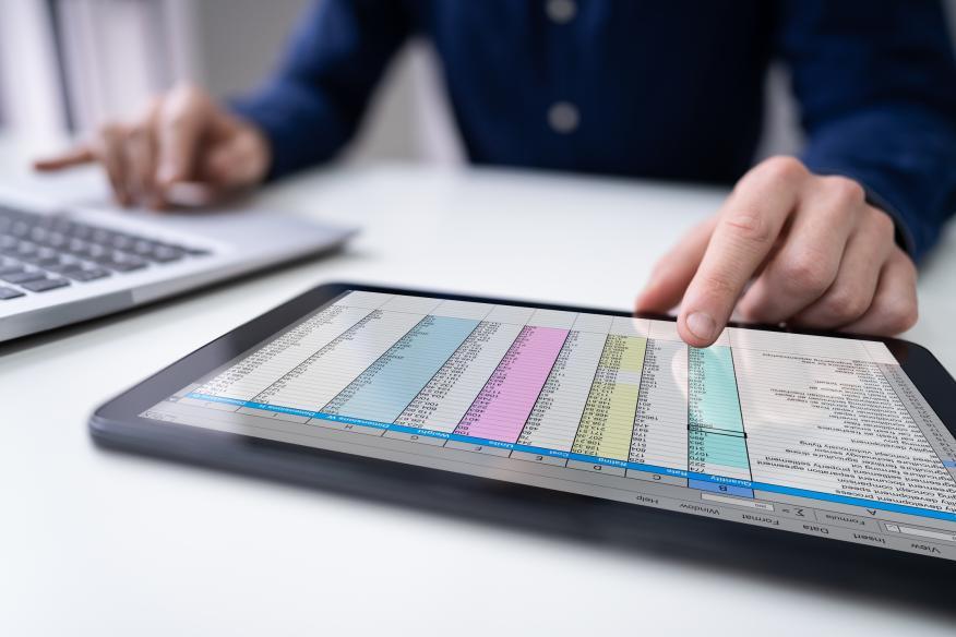 Cómo calcular Moda, Media y Mediana en Excel