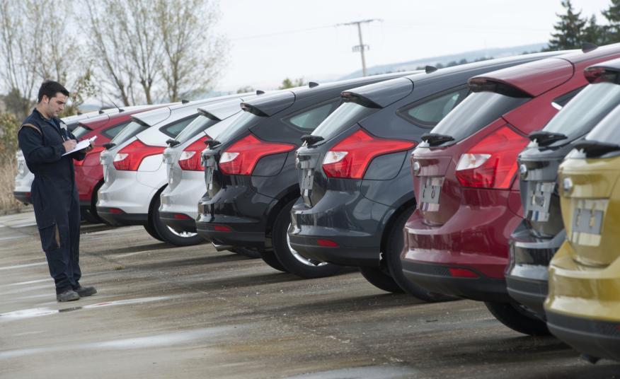 Se retrasa la recuperación del mercado automovilístico, con una caída del 34% en abril respecto a antes de la pandemia