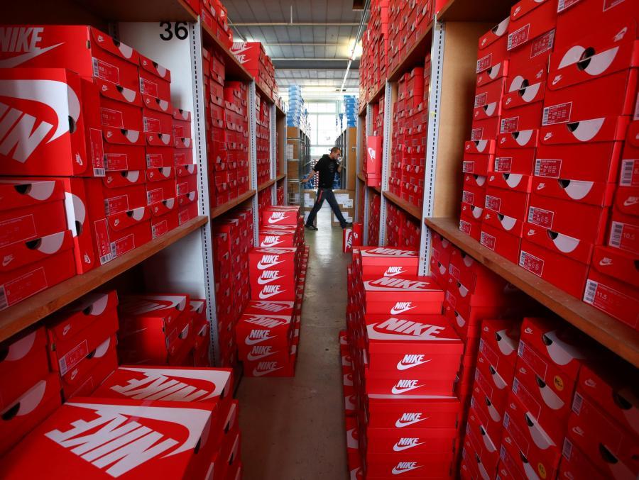 cien muy sustracción  Este es el sueldo de un empleado de Nike en España | Business Insider España