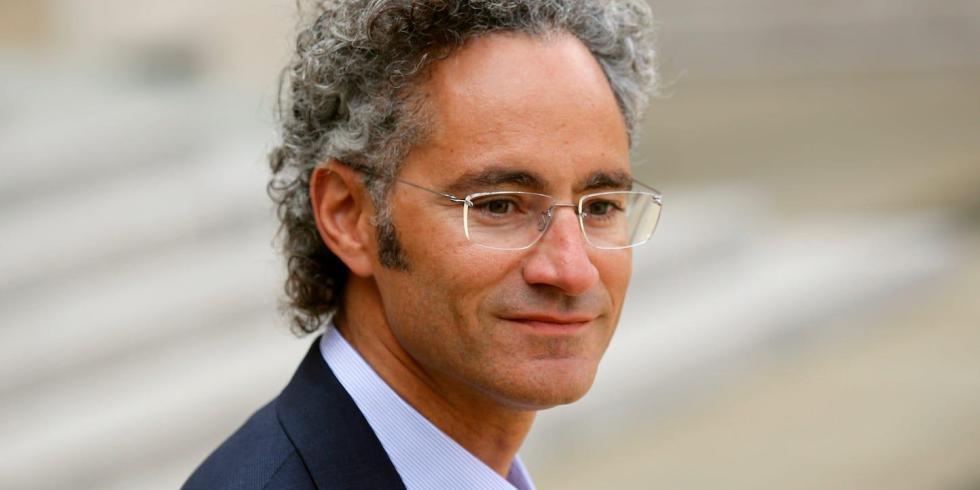 Palantir CEO and cofounder Alex Karp.