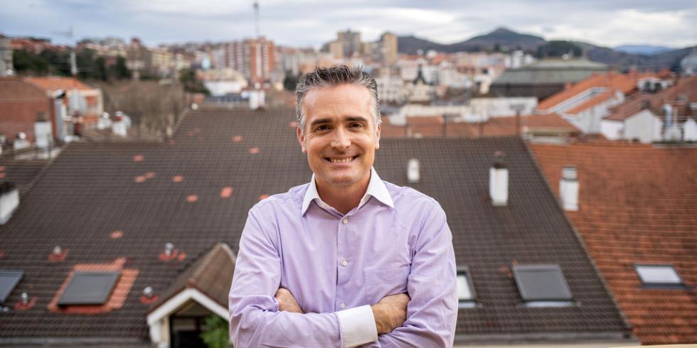 El inversor y fundador de Onyze, Eneko Knörr