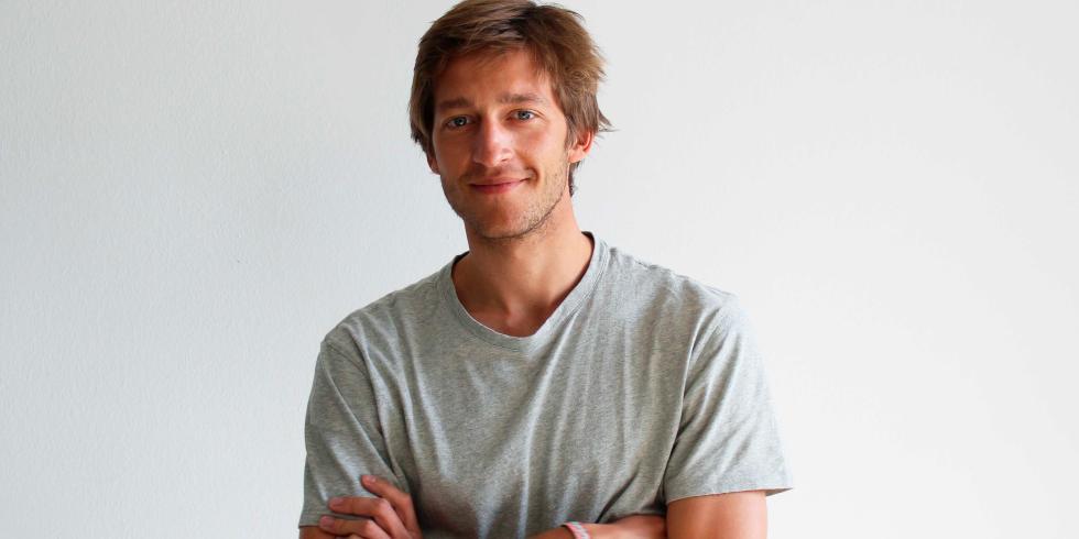 Oscar Pierre, cofundador de Glovo